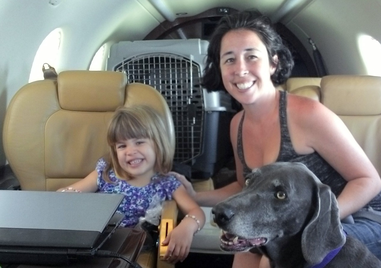 Private Jet Reviews From Flyers With Pets