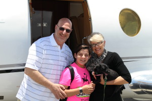 Private Jet Charter with dogs