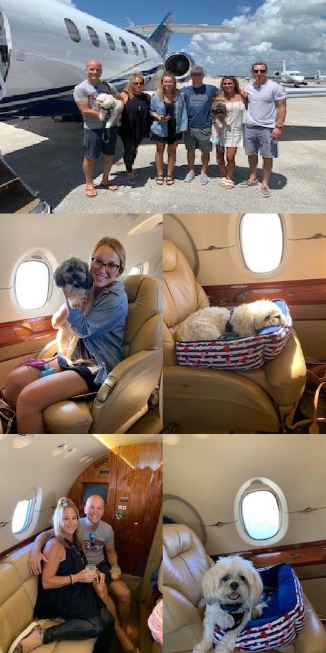 Private Pet Charter Flights